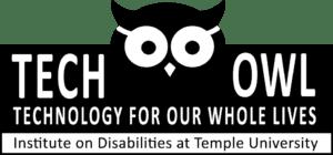 temple university tech owl logo