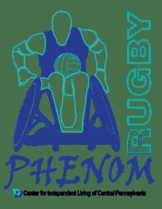 Phenom Rugby Team logo
